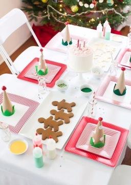 10 dicas de mesa posta para o Natal das crianças.