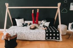 6 dicas para combinar almofadas no quarto das crianças