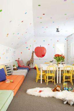 Como decorar uma brinquedoteca incrível!