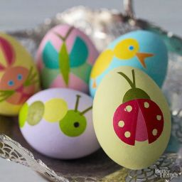DIY de Páscoa – Decoupage de ovos