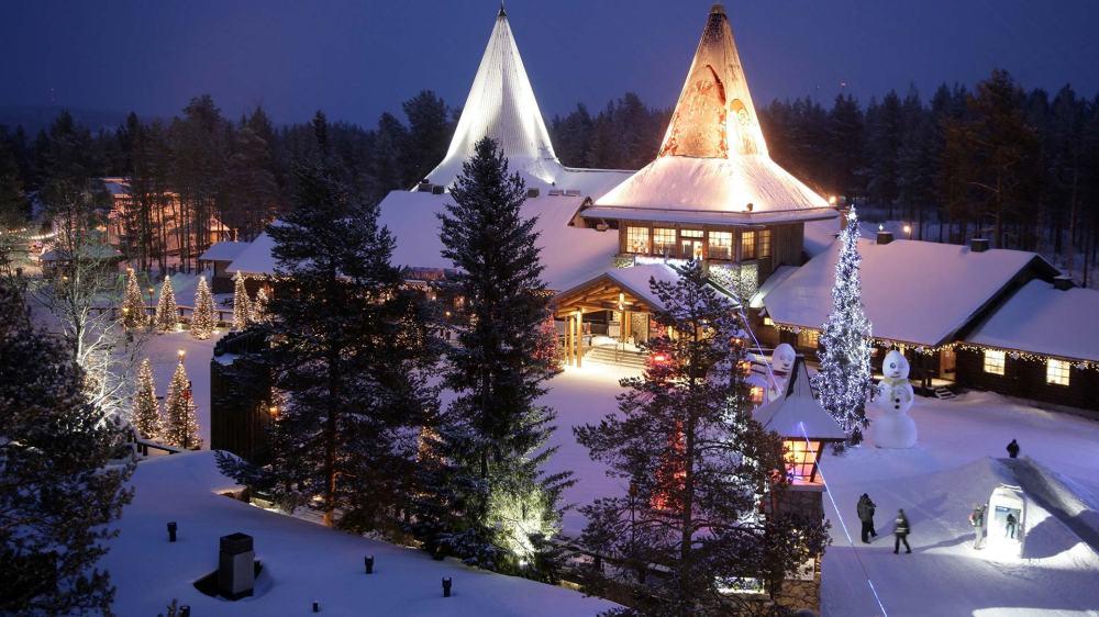 Finlândia-vilarejo