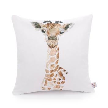 Almofada Aquarela Girafa
