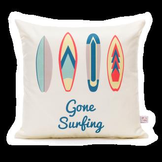 Almofada Gone Surfing
